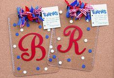 Cute clipboards for Teacher Appreciation