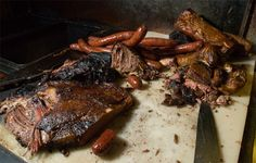 A tour of the best Texas BBQ stops