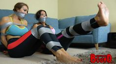Zip Tied Love — shaksui: grabbed during their workout