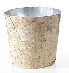 Birch wrapped Vases