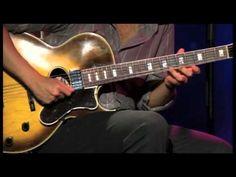 Gilad Hekselman-Lick on Blues - YouTube