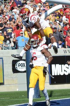 USC Trojan football!!!! <3