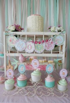Shabby Chic - Vintage party