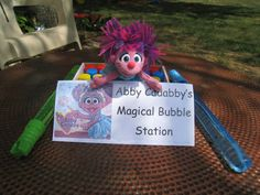 "Photo 19 of 25: Sesame Street / Birthday ""Addison's 2nd Birthday Party"" 