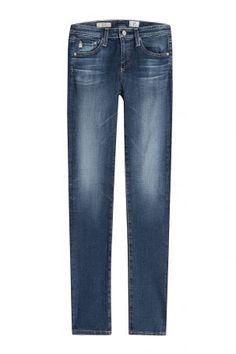 AG Adriano Goldschmied AG Adriano Goldschmied Skinny Jeans aus Baumwolle…