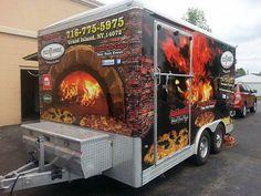 pizza vehicle wraps