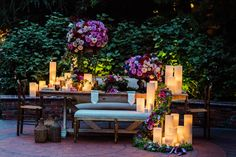 This Tangled-Inspired Wedding Decor Is Everything You've Been Dreaming Of