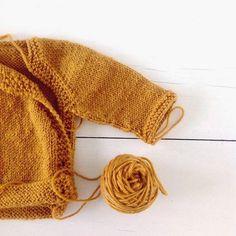 Tangerinette: tricot