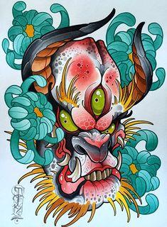 Image of Fancy Oni