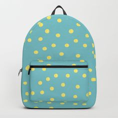 Buy Sunny Confetti Backpack by unicornlette. Worldwide shipping available at Society6.com. Just one of millions of high quality products available.