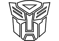 Pin Transformers Logo Stencil Ajilbabcom Portal on Pinterest - ClipArt Best - ClipArt Best