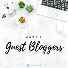 Have some marketing tips you'd love to share?  Apply to guest post on our website! You'll get your information published for all to see. Check it out!  . #blogger #guestblogger #blogging #opportunity