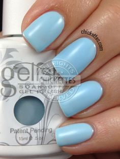 Gelish My One Blue Love - Once Upon a Dream Collection