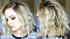 BEACHY WAVES TUTORIAL | IN DEPTH AND COMPREHENSIVE | THE LOB HAIRCUT