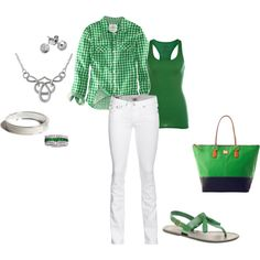 St. Patty's Day Outfit