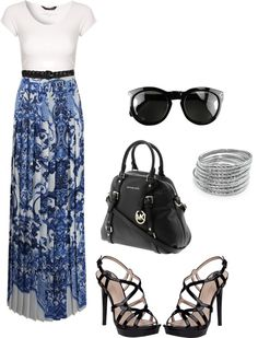 """Untitled #11"" by bitsofstyle on Polyvore"