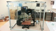 3D Printing: How To Reduce Your 3D Printer Noise? - http://3dprintingindustry.com/news/how-to-reduce-your-3d-printer-noise-80926/