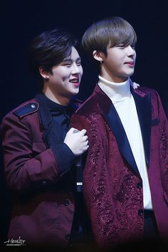 Jooheon & Hyungwon