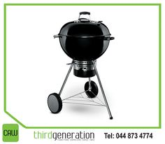 Take your outdoor cooking to the next level with this Master touch grill, perfect for your cosy little family braai.