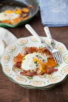 Smoky Sweet Potato Hash - Against All Grain