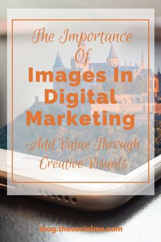 Images are no longer an add-on – they are a must for digital marketing content! And here are the main reasons why you need images in digital marketing. why you need images for your blog, blog images, creating blog graphics, use images for blogging #contentcreation #contentmarketing #socialmediaimages