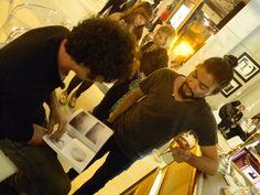 Compartiendo el #arte y la #cultura en Valoarte 2012.
