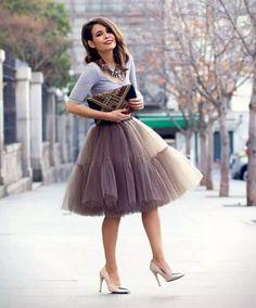 4 Lagig Tüll Neu Petticoat Unterrock Rockabilly 50er 60er Jahre Dirndl Röcke