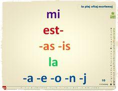 #migo #esperanto #plej #ofta #uzata #morfemo #radiko #parolado