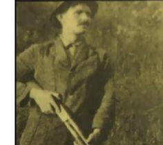 Alvin York began sporting his famous mustache in 1912