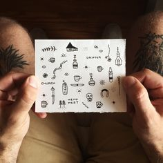 Tattoos that don't suck - travisweber:   Stick+Poke