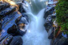 Numa Falls Kootenay National Park, Canada - Bing Images