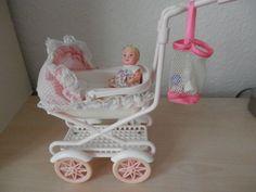 Barbie Happy Familiy Kinderwagen