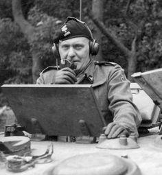 General Maczek - a hero amongst us « Polish Scottish Heritage Poland History, Ww2 History, Military History, Poland Ww2, Warsaw Uprising, British Army, World War Two, Armed Forces, Wwii