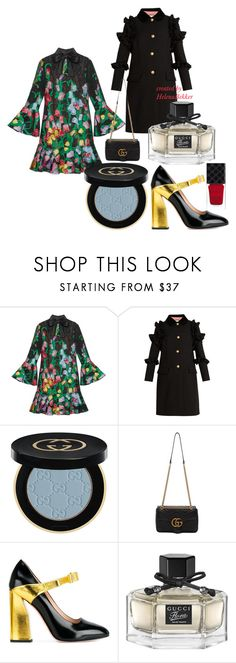 """""""#179 Gucci Flora"""" by helena-bekker ❤ liked on Polyvore featuring Gucci"""
