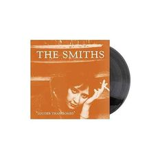 The Smiths: Louder Than Bombs Vinyl ($45) ❤ liked on Polyvore featuring fillers, music, item and misc