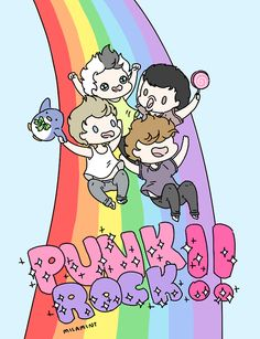 5 seconds of punk rock by milamint on deviantART