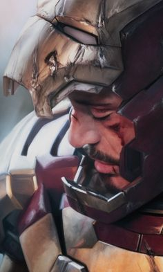 Iron Man gets KTFO!