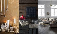 H&M HOUSE - COLEÇÃO OUTONO INVERNO 2014 2015 - DECORAÇÃO - TENDÊNCIAS E MODA - Tendências e Moda