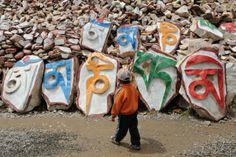 Avalokitesvara roadside Tibet