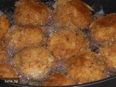 Corn dumplings