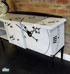 painted furniture - different!