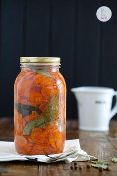 Kiszona marchewka – na zdrowie i odporność!   Lawendowy Dom