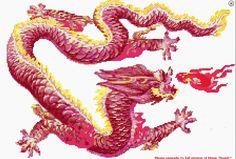 Chinese Dragon 01