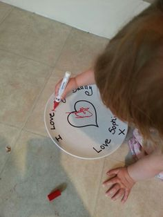 Marabu Porcelain Painter for KIDS http://marabu.com/k/ppk #Marabu #PorcelainPainterForKids