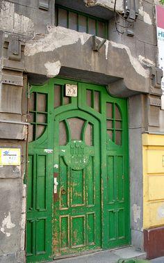 The green door   Flickr - Photo Sharing!