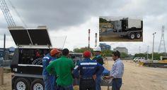 Entrenamiento EQ200T mantenimiento de Tuberías en Refinería