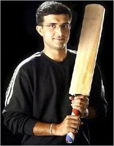 Saurav Ganguly..