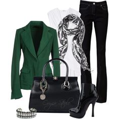 Emerald Blazer updates outfits to 2013