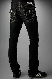 true religion school pants