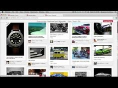 A Beginners Guide To Using Pinterest Tutorial Part 2 - YouTube